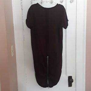 H&M back zipper dress Size: XS